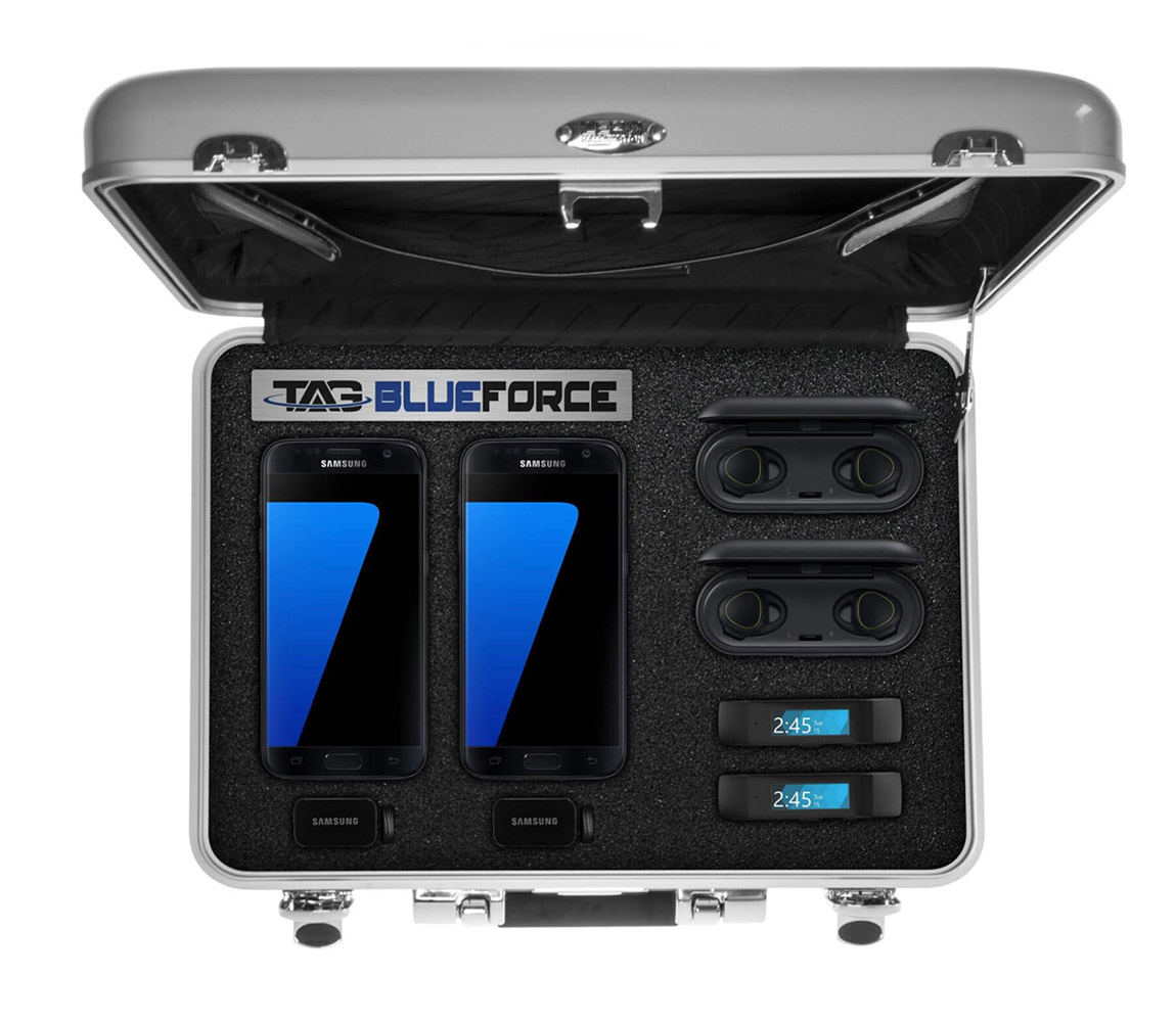 TAG Global Systems produces the TAG BLUEFORCE, an investment in your personal safety and protection