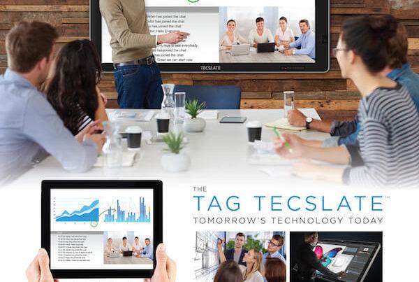 Luxury Magazine Winter Issue - TAG TECSLATE™