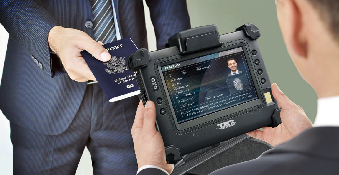 TAG GD700 – Rugged Tablet