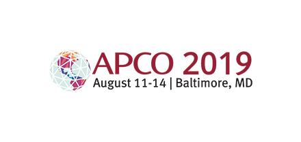 APCO 2019, APCO International's Annual Conference & Expo