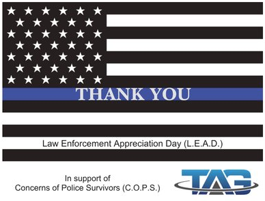 National Law Enforcement Appreciation Day (L.E.A.D.)